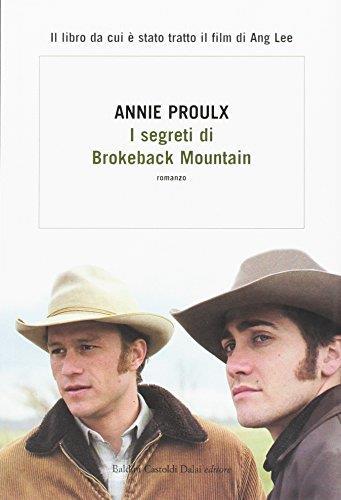 I segreti di Brokeback Mountain: le frasi da libro e film