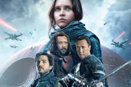 Una scena dal film Rogue One: A Star Wars Story