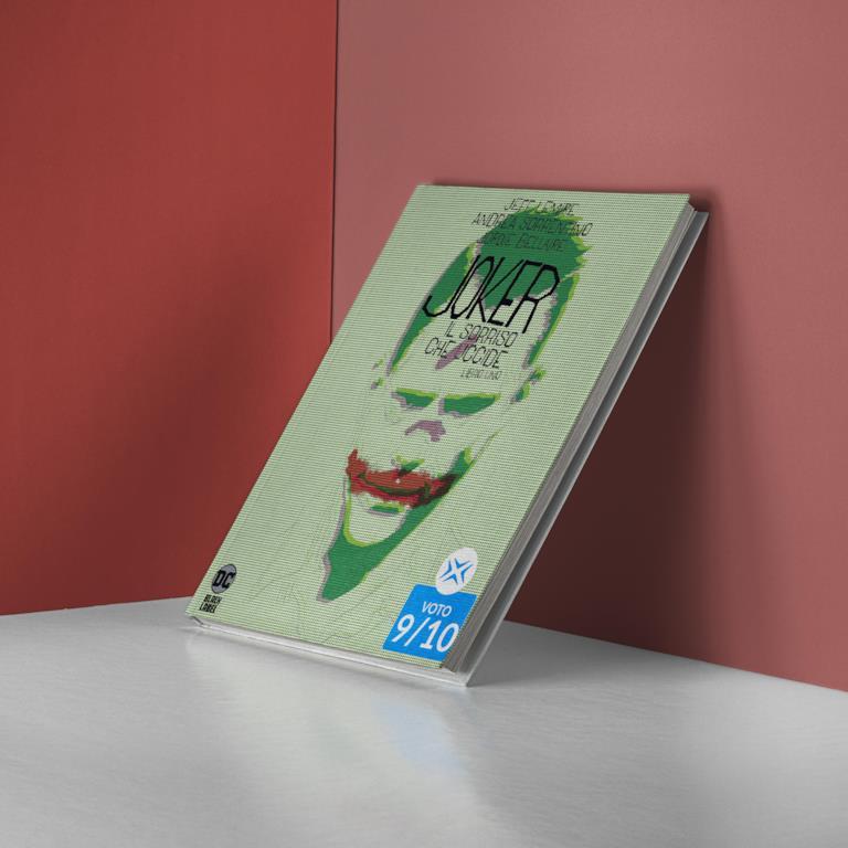 Joker: il sorriso che uccide la recensione del fumetto di Lemire e Sorrentino