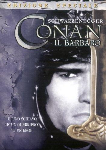Conan Il Barbaro (dvd)