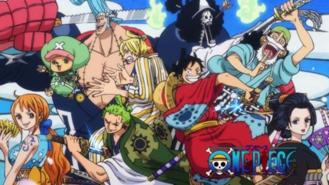 One Piece paese di Wa anime