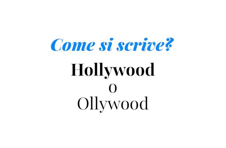 Copertina Come si scrive Hollywood