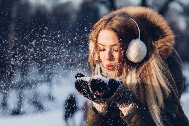Copertina frasi sul freddo inverno