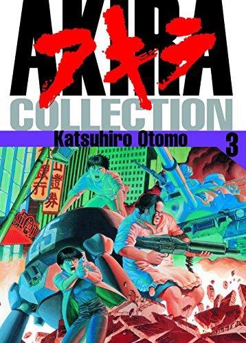 Akira collection: 3