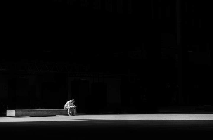 Copertina frasi solitudine