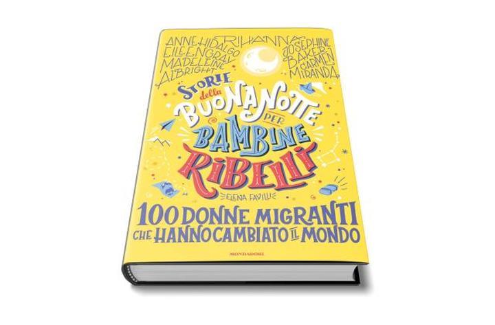Bambine Ribelli copertina gialla