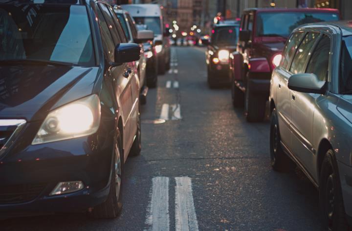 Copertina frasi sul traffico