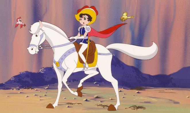 Principessa Zaffiro Tezuka