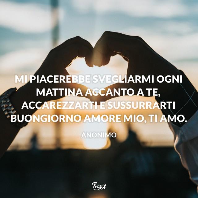 27 Frasi E Immagini Per Dire Buongiorno Amore Mio