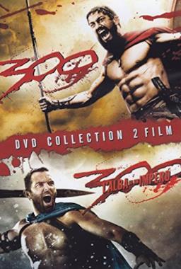 300 (2006) & 300: L'Alba di Un Impero (2014) (2 DVD)
