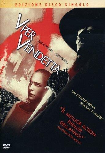 V per vendetta (dvd)