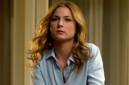 Emily VanCamp nella serie tv Revenge