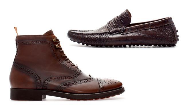 Le scarpe da avere per questo inverno 2014 di Zara