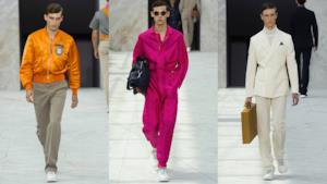 Louis Vuitton men spring summer 2015 collection, Paris Fashion Week
