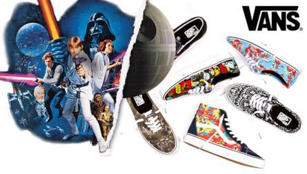 La nuova collezione di Vans x Star Wars per l'estate
