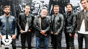 David Beckham x Belstaff, capsule collection fall winter 2015-14
