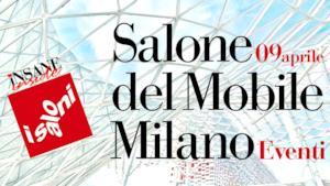 Gli eventi più belli del 9 aprile per il Salone del Mobile 2014
