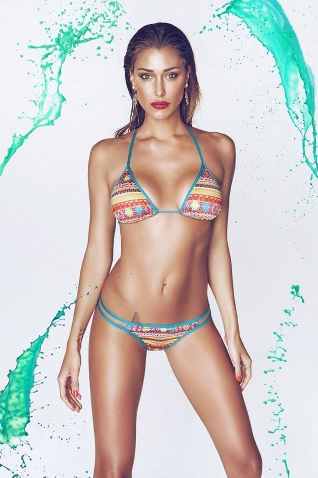 Il bikini ideale per assomigliare a Belen Rodriguez