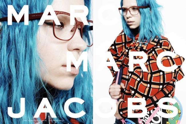 La nuova campagna autunno inverno 2014 di Marc by Marc Jacobs