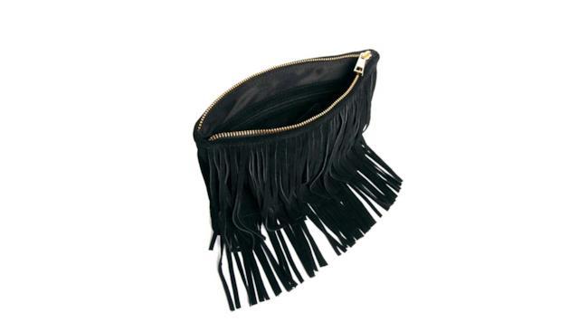 ASOS borsa da donna con frnage in pelle in promozione per i saldi 2014