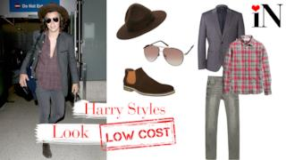 L'outfit country di Harry Styles
