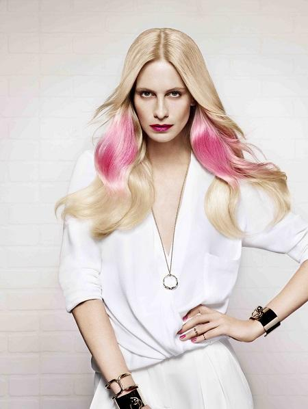 IL nuovo hairtrend dell'estate 2014 è lo splashlight