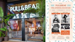 Grande evento di Pull & Bear per il pre-opening del nuovo flagship store a Milano