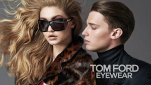 Il nuovo testimonial di Tom Ford per gli occhiali eyewear è Patrick Schwarzenegger