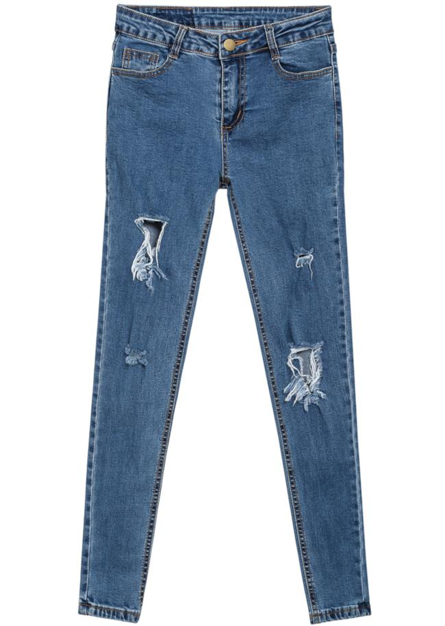 Jeans per un look da selfie in stile Demi Lovato