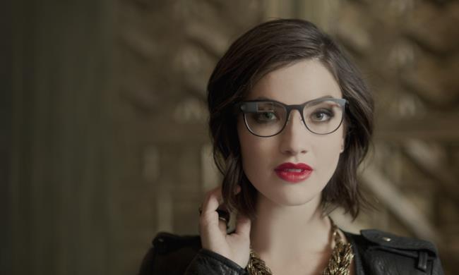 Diane Von Furstenberg presenta la nuova collezione di occhiali Google