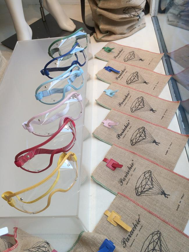 Parachic è il nuovo occhiale fashion