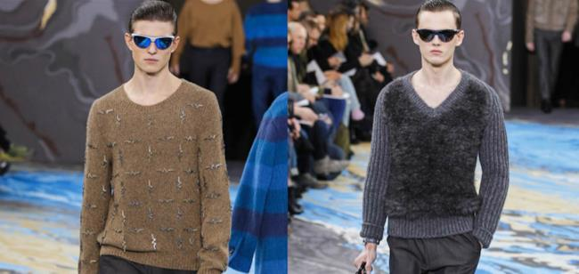 Louis Vuitton fall winter collection 2014-15