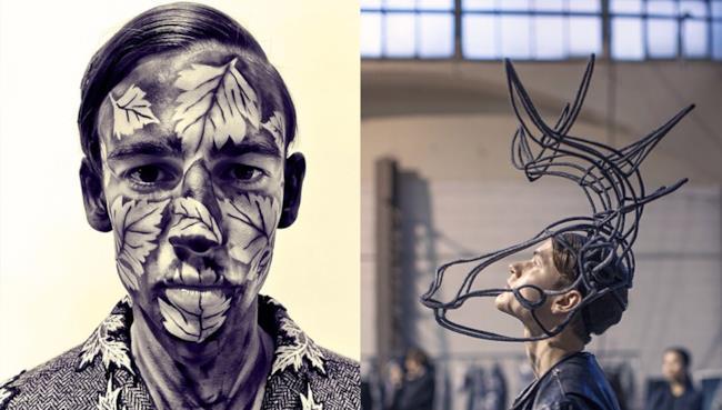 La nuova collezione di Thom Browne presentata durante la Paris Fashion Week 2014