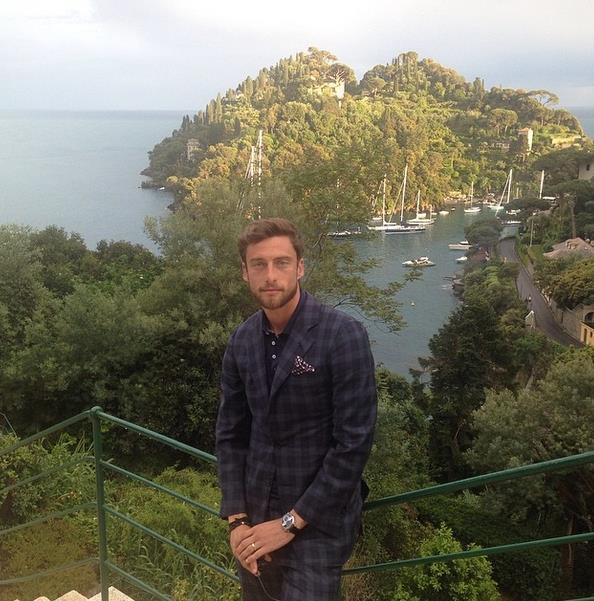 Claudio Marchisio le foto dei migliori look di Instagram