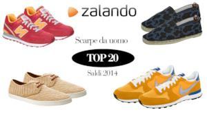La selezione delle 20 scarpe da uomo su Zalando per i saldi 2014
