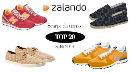 separation shoes 4dd64 af740 Le scarpe da uomo top su Zalando per i saldi estivi 2014 ...