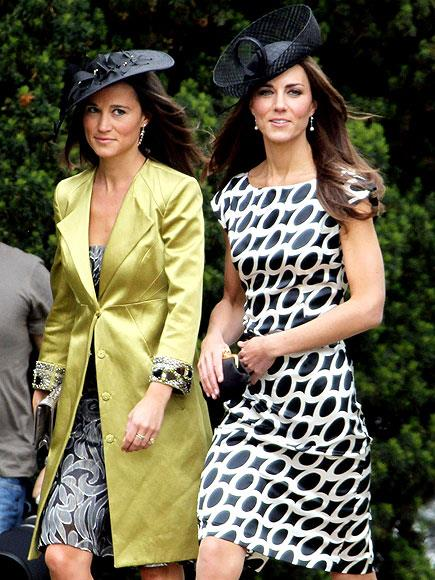 Pippa e Kate Middletton