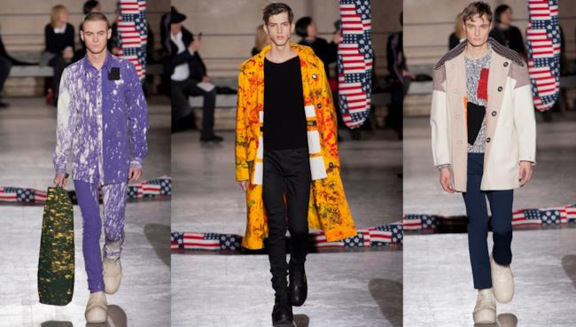 Paris Fashion Week 2014 Raf Simons e Sterling Ruby lanciano la nuova collezione