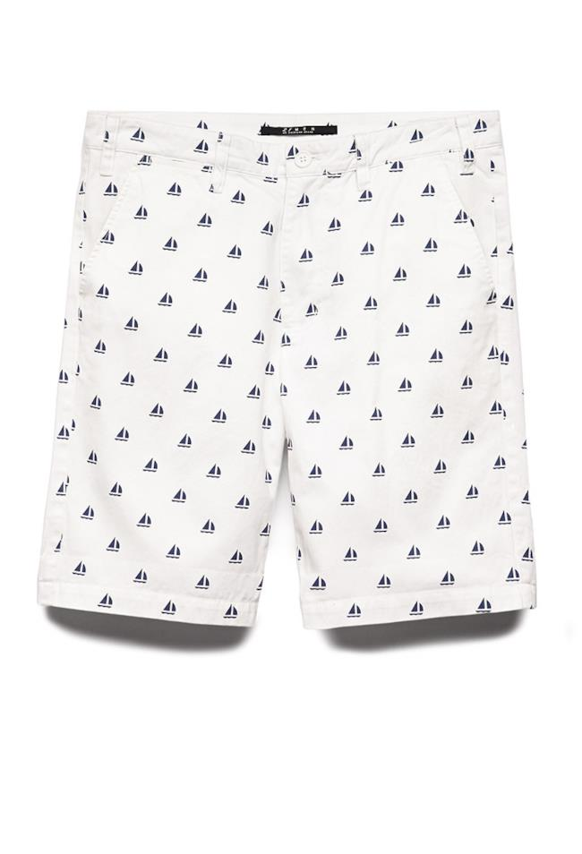 Saldi 2014: shorts da uomo scontati di Forever 21
