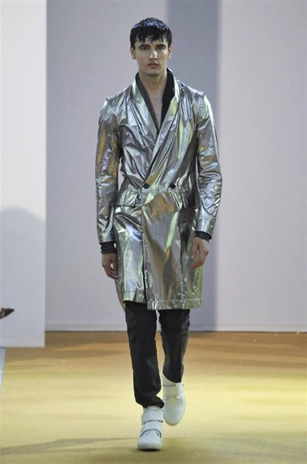 Tom Rebl presenta la nuova collezione uomo per la primavera estate 2015, Milan Fashion Week