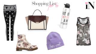 Sempre alla moda con la shopping list della settimana per lei