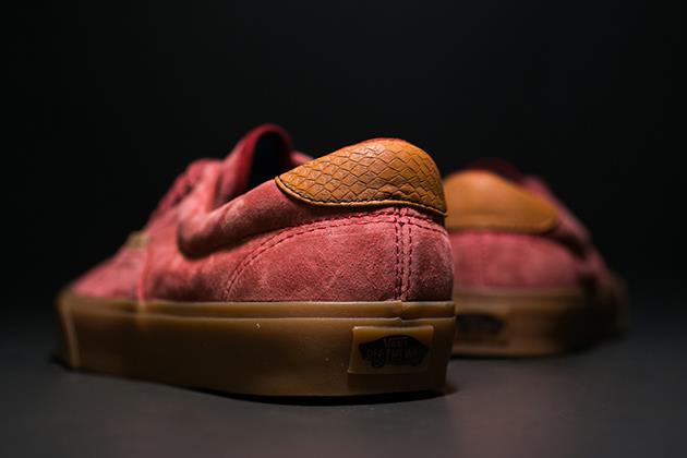 I nuovi modelli di sneakers di Vans California Era 59 Gum Sole Pack, summer 2014