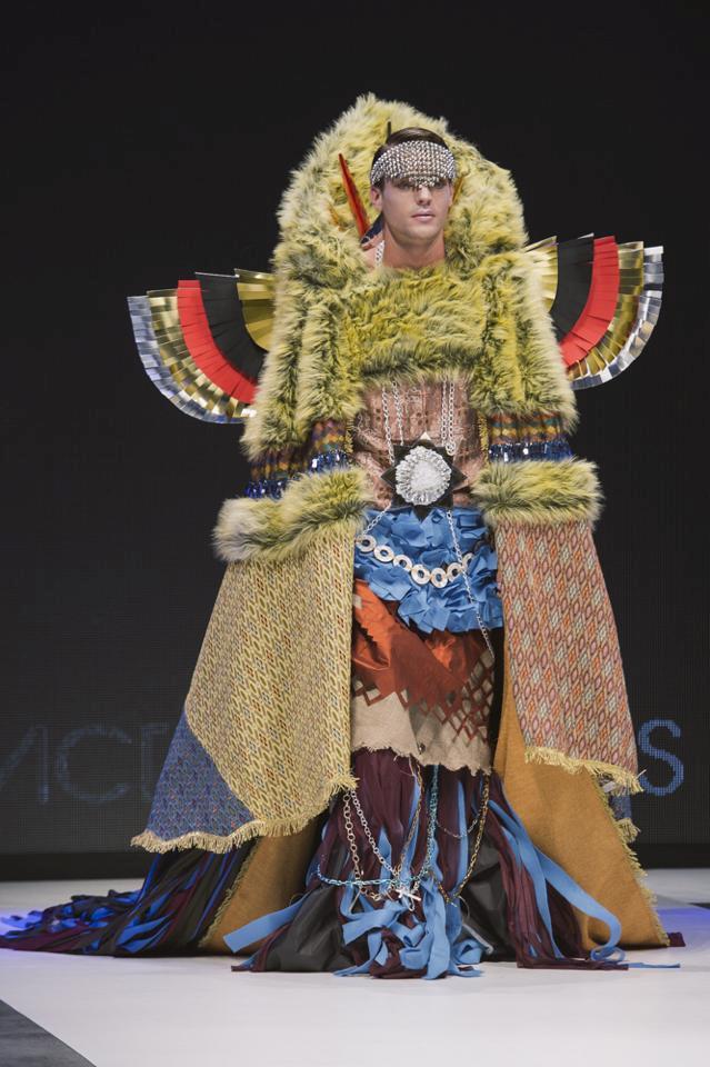 Abstract Feeling il fashion show di fine anno accademico