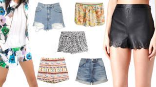 I migliori shorts da indossare per la spring summer 2014