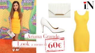 Il look a meno di 60€ in stile Ariana Grande