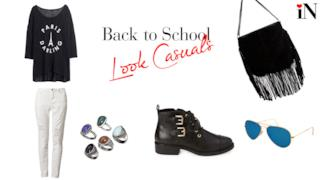 IL look casual per un back to school fashion e trendy
