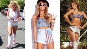 20 simpatici modi di indossare gli shorts