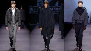 Ermenegildo Zegna Milano Fashion Week uomo 2014