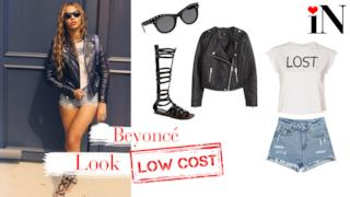 Il look low cost di Beyoncé
