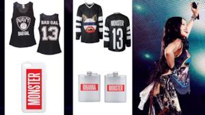 Tutti i capi d'abbigliamento del Monster Tour di Rihanna da acquistare online